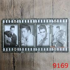Metal Tin Sign elvis presley Decor Bar Pub Home Vintage Retro Poster Cafe ART