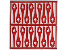 Florabest FRTA 20 A1 Kunststoffmesser (20er Pack) Akku Rasentrimmer LIDL