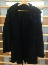 Dominic Bellissimo Hooded Genuine Shearling Coat M EUC