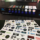 Video Game System/Console Labels for AV-HDMI Switch Boxes - Custom Labels