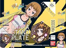 Character GUNPLA Stand Plate Fumina Hoshino Gundam Iron Blooded Orphans BANDAI