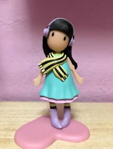 figurine Santoro Gorjuss Altaya collection 2019 1ère lost in music