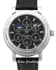 US$600 CROTON Watch Model IMPERIAL CI331052BSBK World Time Zone AUTOMATIC SALE