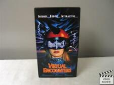 Virtual Encounters (VHS, 1996, Unrated) Elizabeth Kaitan
