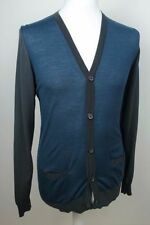 Wool Y Neck Regular Thin Knit Jumpers & Cardigans for Men