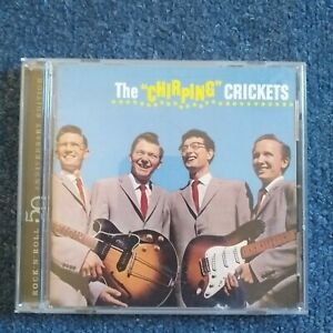 """Buddy Holly & The Crickets - The """"Chirping"""" Crickets (50th anniversary edition)"""