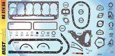 AMC Rambler Nash 184 196 Flathead Full Engine Gasket Set/Kit BEST 1953-1965