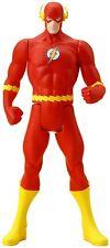Dc Universe Flash Classic Disfraz Artfx + Estatua Kotobukiya Dc Comics