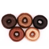 Femmes Magic Shaper Donut perruque cheveux anneau Bun Hair Holder Styling outil