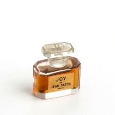 Jean Patou JOY Perfume .5OZ 15ml Splash Pure Parfum Extrait