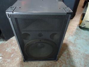 TOA SPEAKER SYSTEM MODEL 380-SE # 1