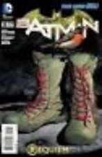 BATMAN #18  (Death of robin)   1st Print new 52