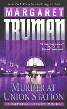 Murder at Union Station: A Capital Crimes Novel by Margaret Truman