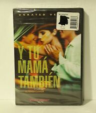 Y Tu Mama Tambien (Dvd, 2002, Unrated) New & Sealed Authentic Region 1
