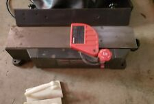 "Craftsman 4 1/8"" Jointer/Planer 5/8 Hp (tested working)"