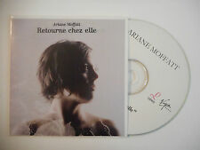 ARIANE MOFFATT : RETOURNE CHEZ ELLE ♦ CD SINGLE PORT GRATUIT ♦