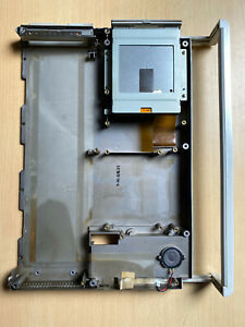 Lower Case Assembly and Floppy Drive for Toshiba Laptop T6400 Series T6400DXC