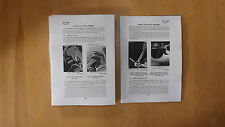 Dodge WC series.4x4 Truck.War Department technical manual.TM9-808.January 1944
