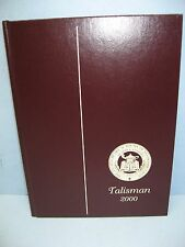 2000 Talisman, The Sacred Heart Academy of Stamford, Connecticut Yearbook