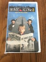 Home Alone 2: Lost in New York (VHS, 1993) NEW