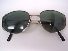 Vintage Ladies Rodenstock R2337 A Gold Titanium Sunglasses Frames Germany