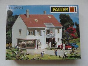 Faller 3043 293043 Spur TT Bausatz Reihenhaus Doppelhaus Wohnhaus Gebäude Haus
