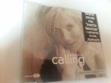 GERI HALLIWELL  calling ISRAELI PROMO CD