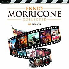 Ennio Morricone - Collected Best of - Double LP Vinyl - NEW