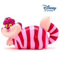 Disney • Salvadanaio Stregatto 3D in Ceramica Edizione Limitata Alice 24CM NUOVO