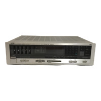 JVC R-X300 Digital Synthesizer Stereo Receiver Tested Working No Remote Vintage