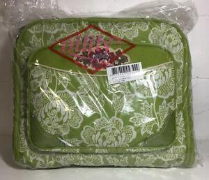 BNWT OILILY Lime Garment Weekend Travel Bag 50cm x 43cm x 14cm Cabin Flight Bag
