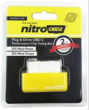 Nitro OBD2 Chip Tuning Remapping  Box Werkzeug ECU Flasher Für Benzine Petrol