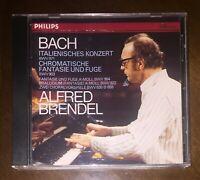 Bach Italian Concerto Brendel Philips Fantasy Prelude Fugue Germany