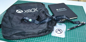 Exclusive Xbox E3 2018 Backpack NEW