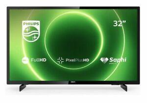 """Philips 32PFS6805/12 32"""" Full HD LED Smart TV - Black"""