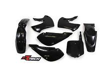 Kawasaki KX65 2011 2012 2013 2014 2015 Black Plastic Kit Plastics KX0-NR0-508