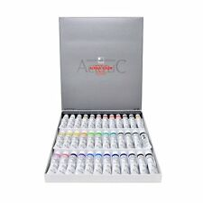 Shinhan 36 Colors Of Professional Acrylic Color Set 20ml Tube 0.68oz Artist