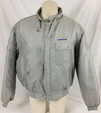 Gray Michellin Heavy-Puffy Coat Swingster Men's XXL Made in USA