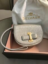 Delvaux La Mitin collection Card Case. New In Box *Authentic*