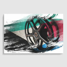 Movies Contemporary (1980-Now) Multi-Colour Art Posters