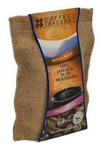 100% Jamaica Blue Mountain Coffee, Certified, Medium Roasted, Beans - 8 oz
