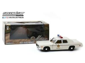 Dodge Mónaco Hazzard County Sheriff Smokey Bandido Película 1:43 Greenlight
