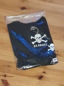 Shirt ST. PAULI schwarz XXL NEU Totenkopf