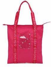 GEORGE GINA & LUCY Nylon Roots Flightbag Schultertasche Tasche Fuxia Strong