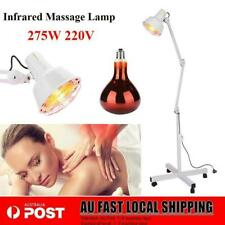 275W Infrared Heat Lamp Therapy Pain Relief Therapeutic Lamp Adjustable Stand