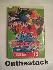 MANGA:    Beyblade Vol. 13 by Takao Aoki (2005, Paperback) In new condition!