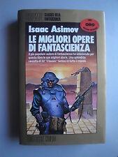 Le migliori opere di fantascienza Cosmo Serie Oro 84 di Asimov ed.Nord 1987