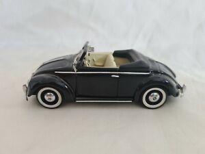 SANS BOITE 1/43 PAULS MODEL ART MINICHAMPS VW 1200 COCCINELLE CABRIOLET