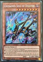 YuGiOh Unchained Soul of Disaster Secret Rare CHIM-EN010 NM 1st Edition