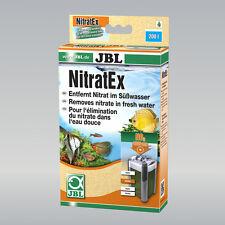 JBL NitratEx Filtermasse für schnelle Nitrat-Entfernung für 200 L Algenbekämfung